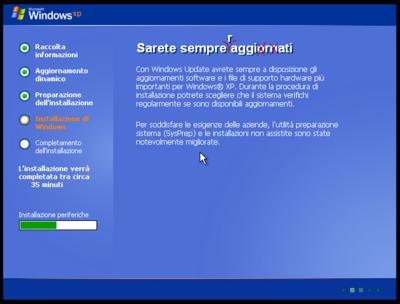 Windows: sarete sempre ...