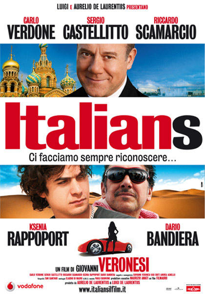 Clicca per ingrandire la locandina di Italians