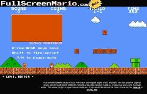 Super-Mario-HTML5